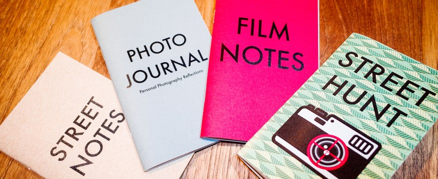 Only for a Limited time HAPTIC PRESS BUNDLE: Street Hunt, Street Notes, Photo Journal, Film Notes + Free Street Notes Mobile & Street Hunt Mobile
