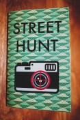 Newest Print book: STREET HUNT