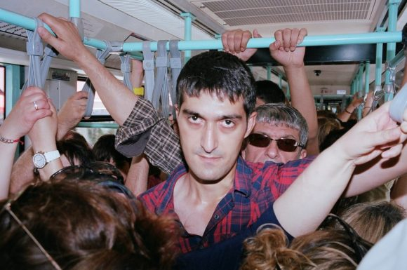 Istanbul eye contact street photography eric kim