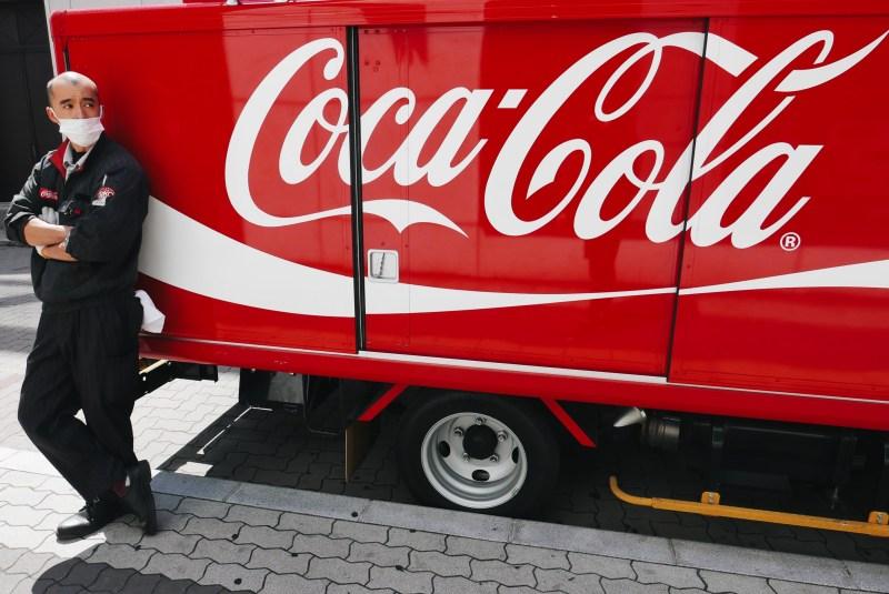 Coca Cola. Osaka, 2018