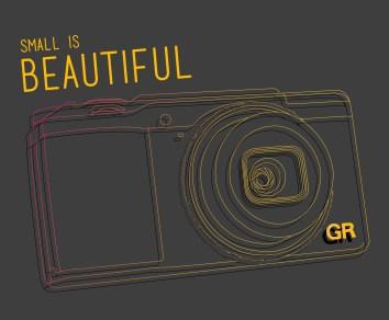 small is beautiful - ricoh gr ii - eric kim - annette kim