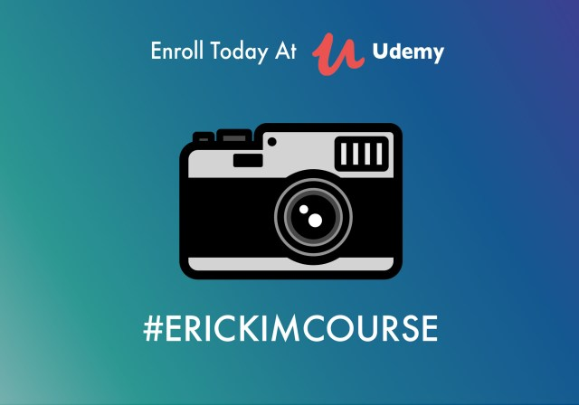 Learn more about ERIC KIM Udemy Courses #ERICKIMCOURSE