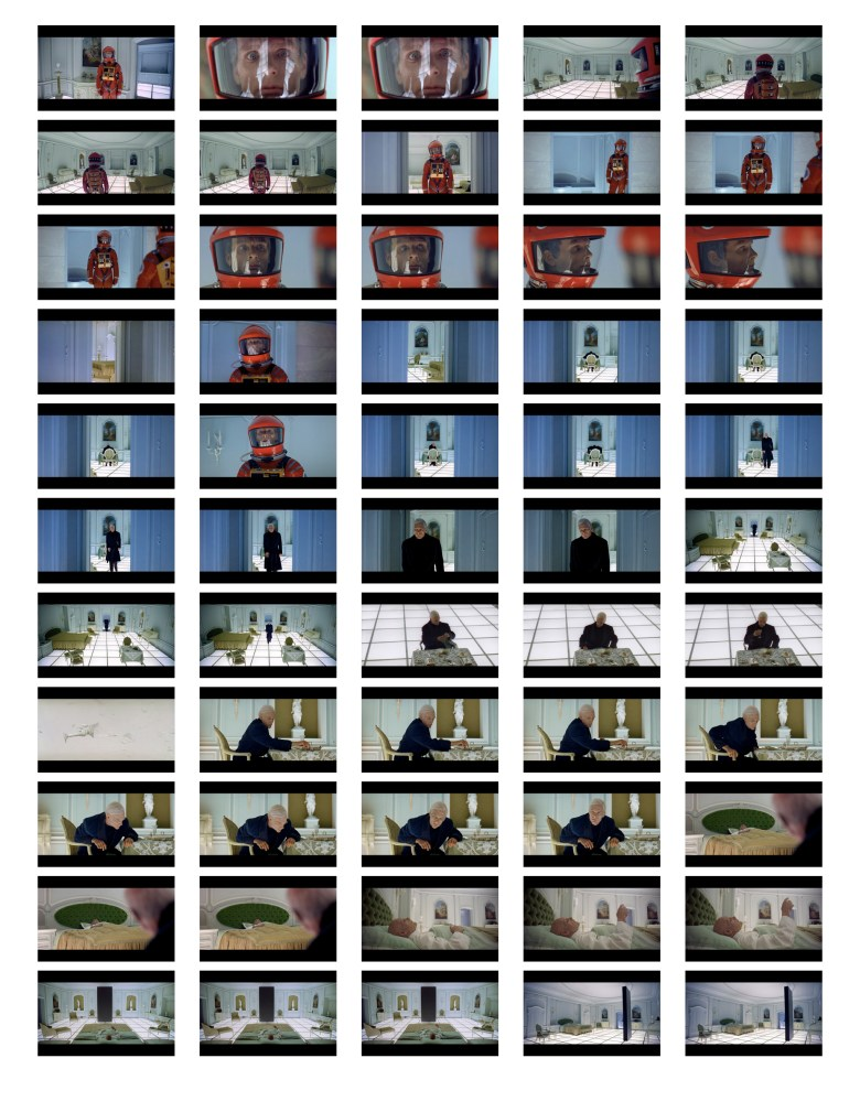 2001 Space Odyssey Cinematography - contact sheets-17