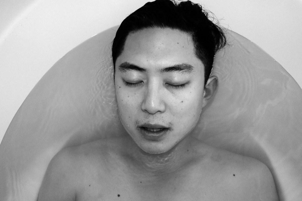 Eric kim bath tub