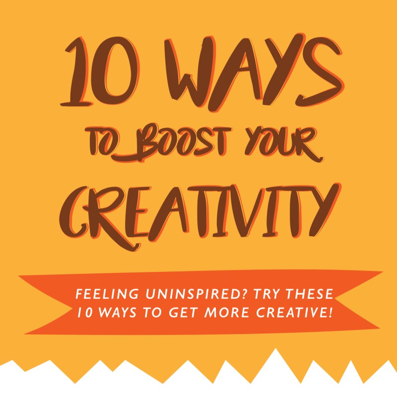 10 ways to boost your creativity annette kim banner