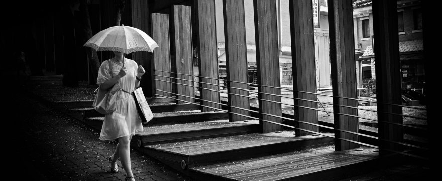 How to Master Black and White Street Photography