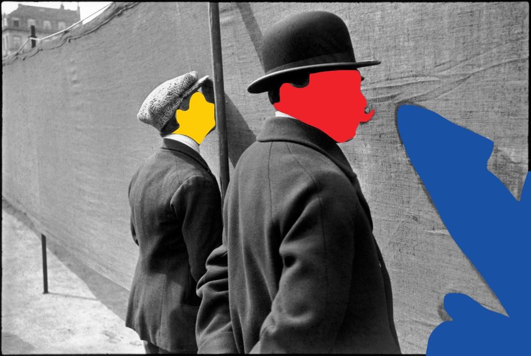 Henri Cartier-Bresson Compositions00010