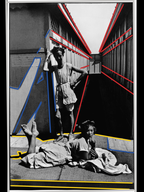 Henri Cartier-Bresson Compositions00038