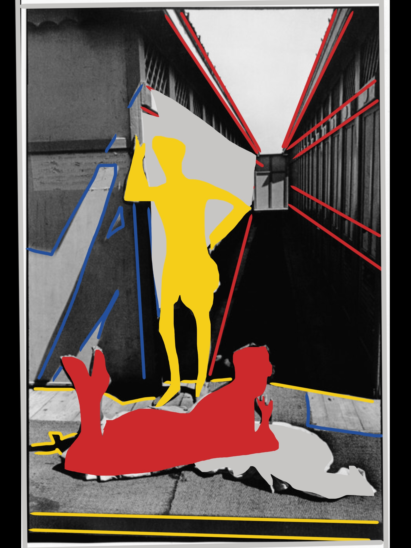 Henri Cartier-Bresson Compositions00041