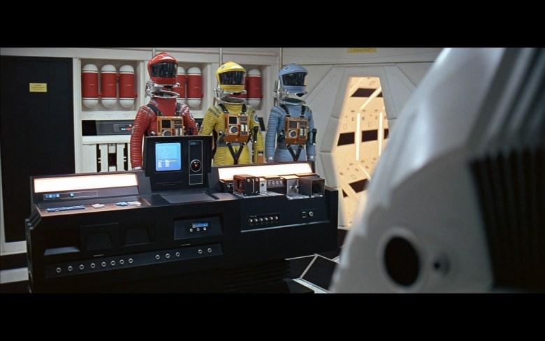 Talking HAL-4