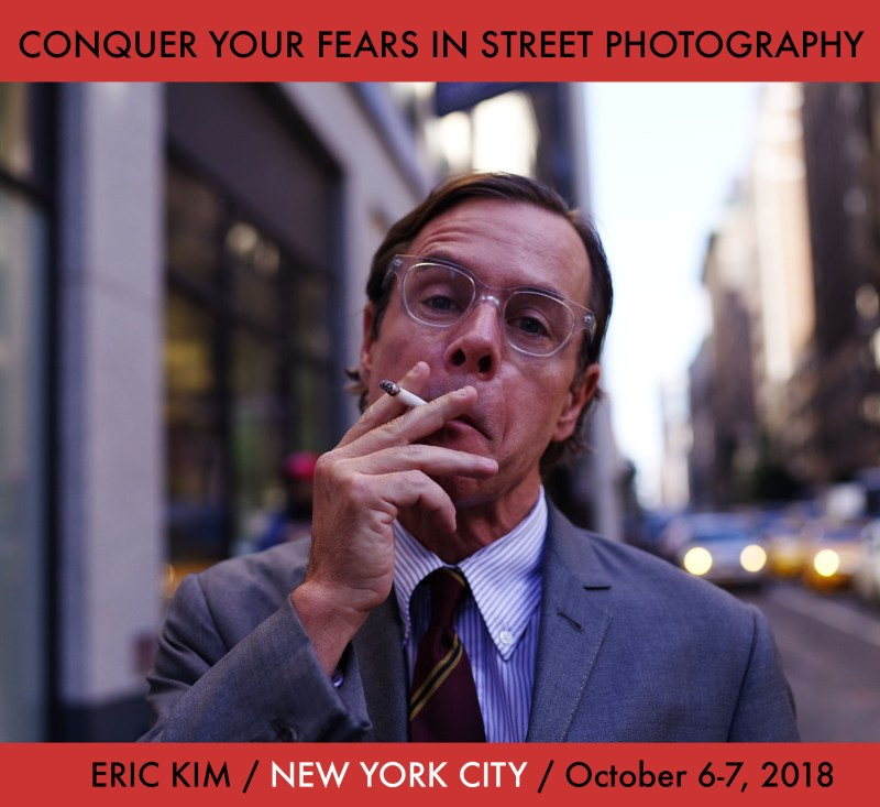 nyc 2018 conquer your fears