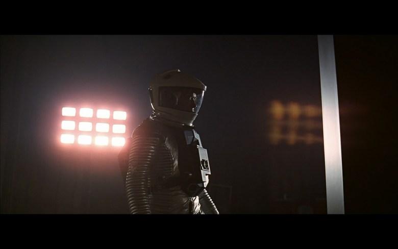 scene on the moon obelisk - space odyssey-13