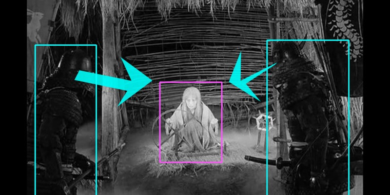 Part 1: Throne of Blood Cinematography by Akira Kurosawa