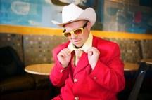 red cowboy Los Angeles