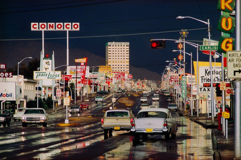 Ernst Haas Color Street Photography17