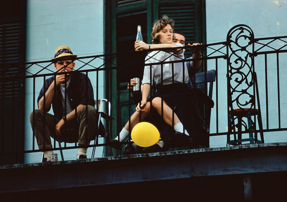 Ernst Haas Color Street Photography4