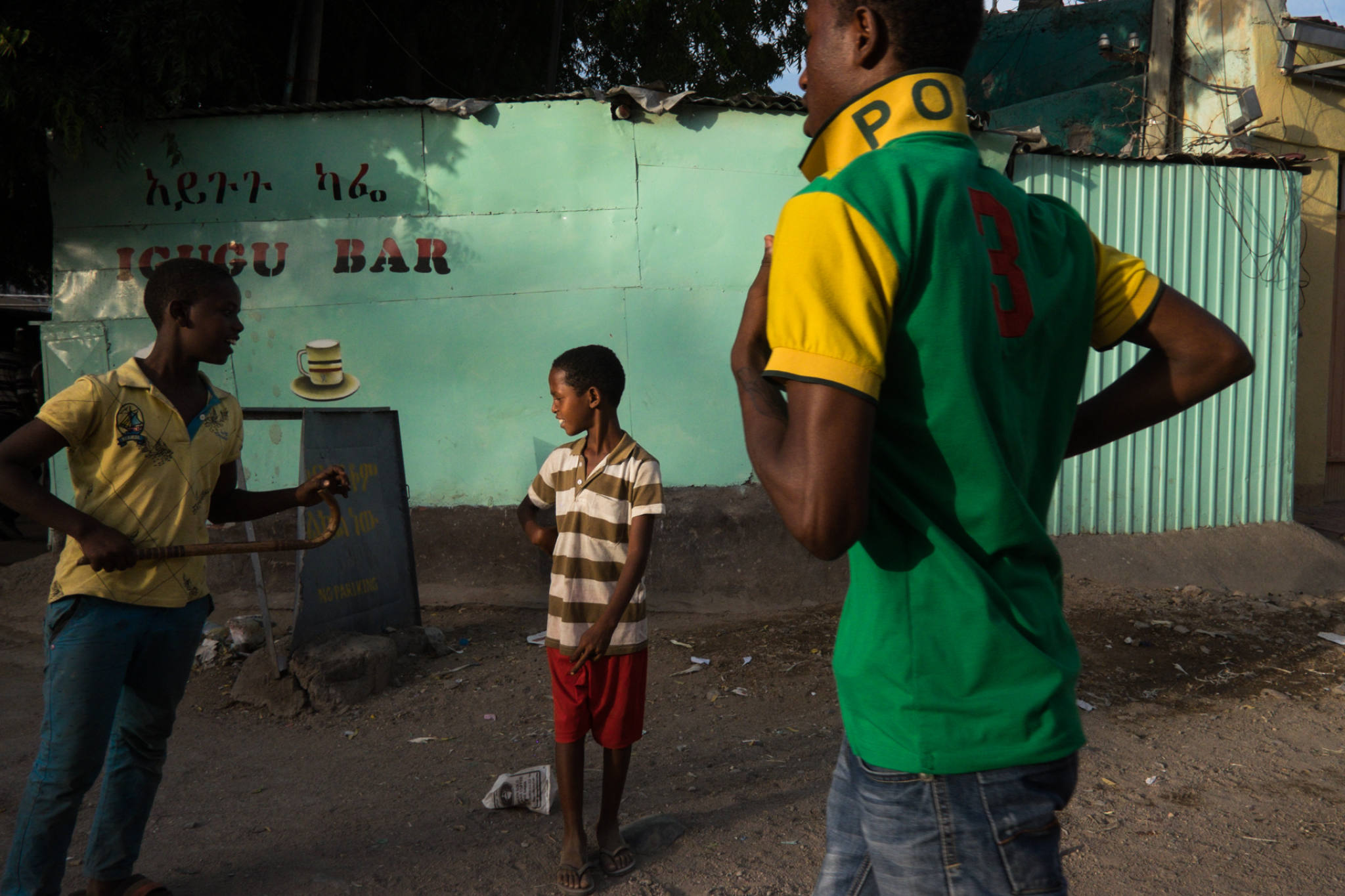 Ethiopia by Yves Vernin street photography color 11