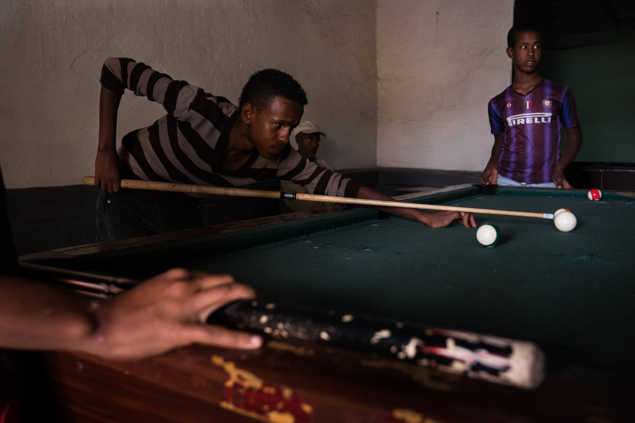 Ethiopia by Yves Vernin street photography color 28