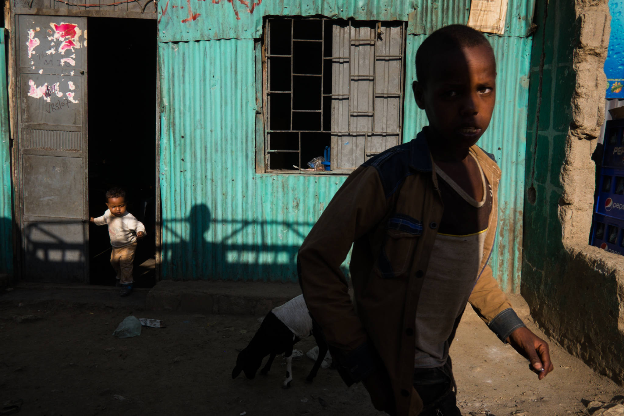 Ethiopia by Yves Vernin street photography color 40