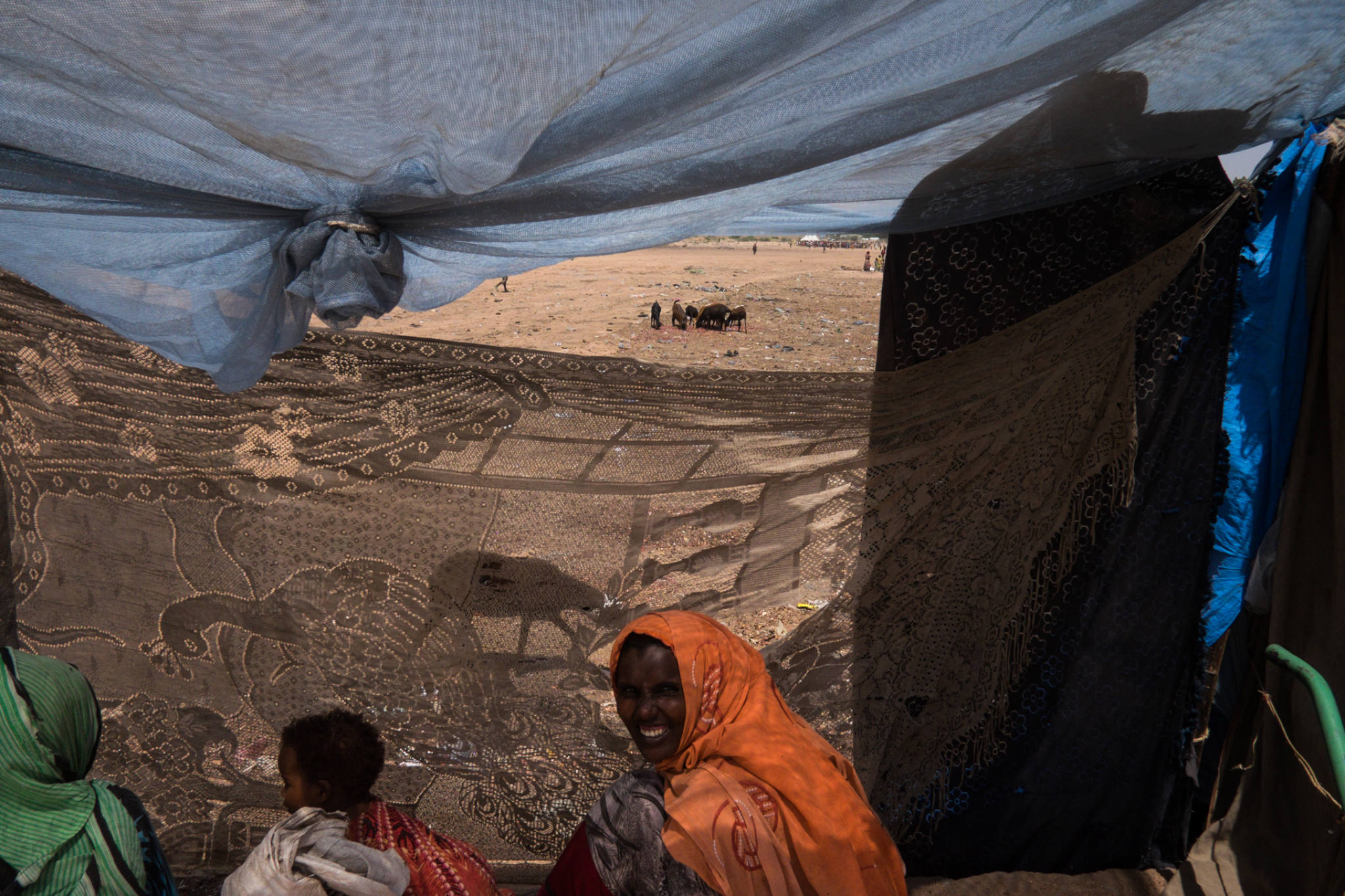 Ethiopia by Yves Vernin street photography color 6