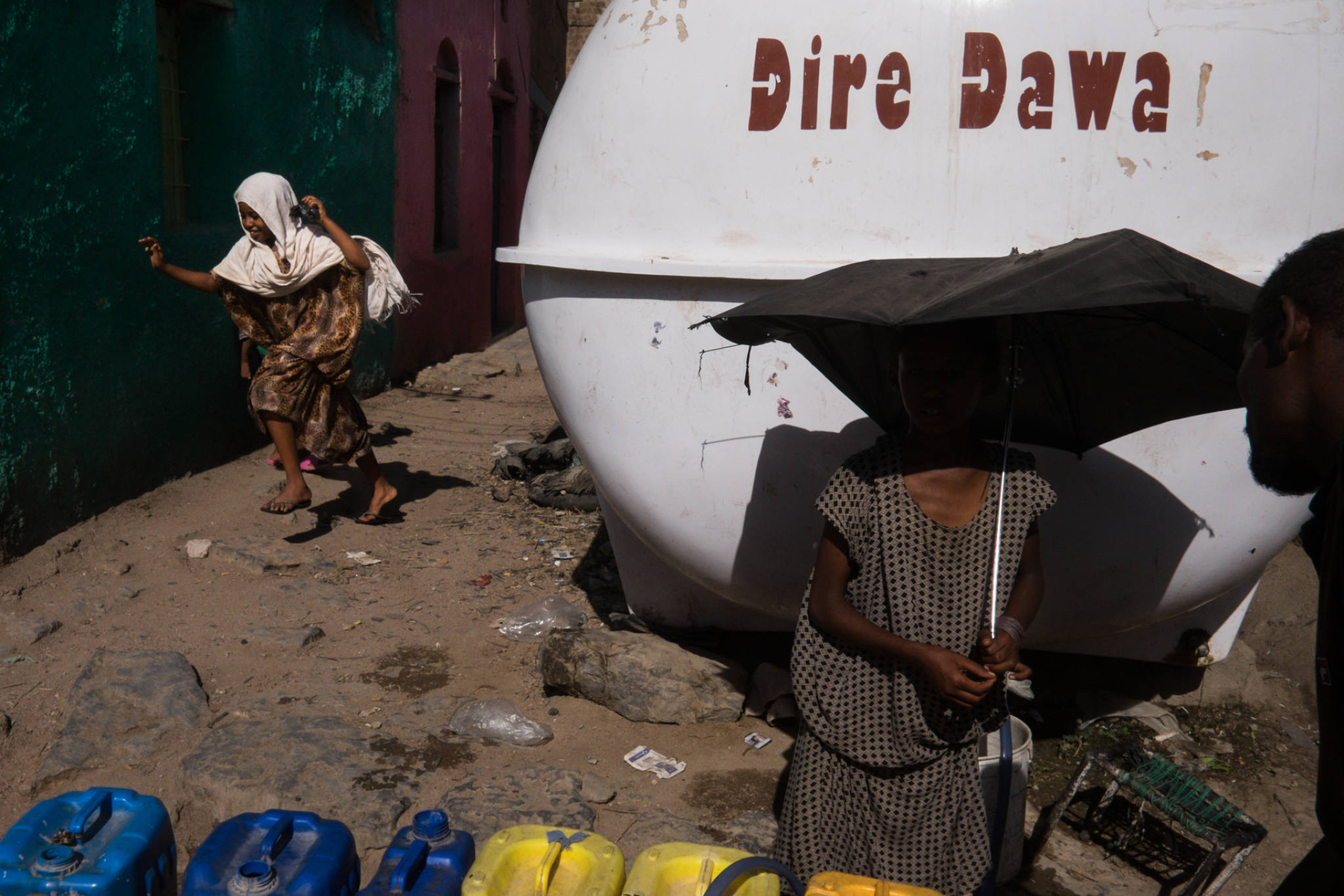 Ethiopia by Yves Vernin street photography color 9