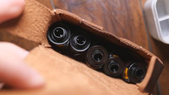 5 rolls of 35mm film