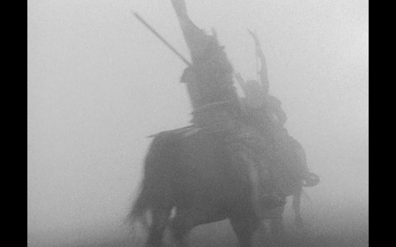 Part 1: Throne of Blood Cinematography by Akira Kurosawa