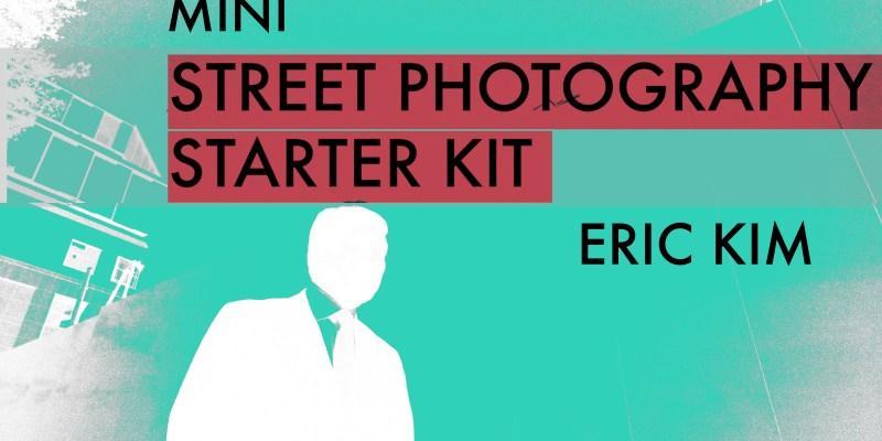 Mini Street Photography Starter Kit