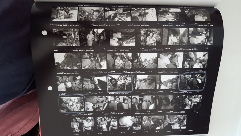 bruce gilden contact sheet - on shoulders2