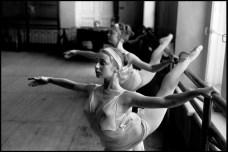 USSR. Leningrad. 1965. State Ballet School. © Inge Morath/Magnum Photos