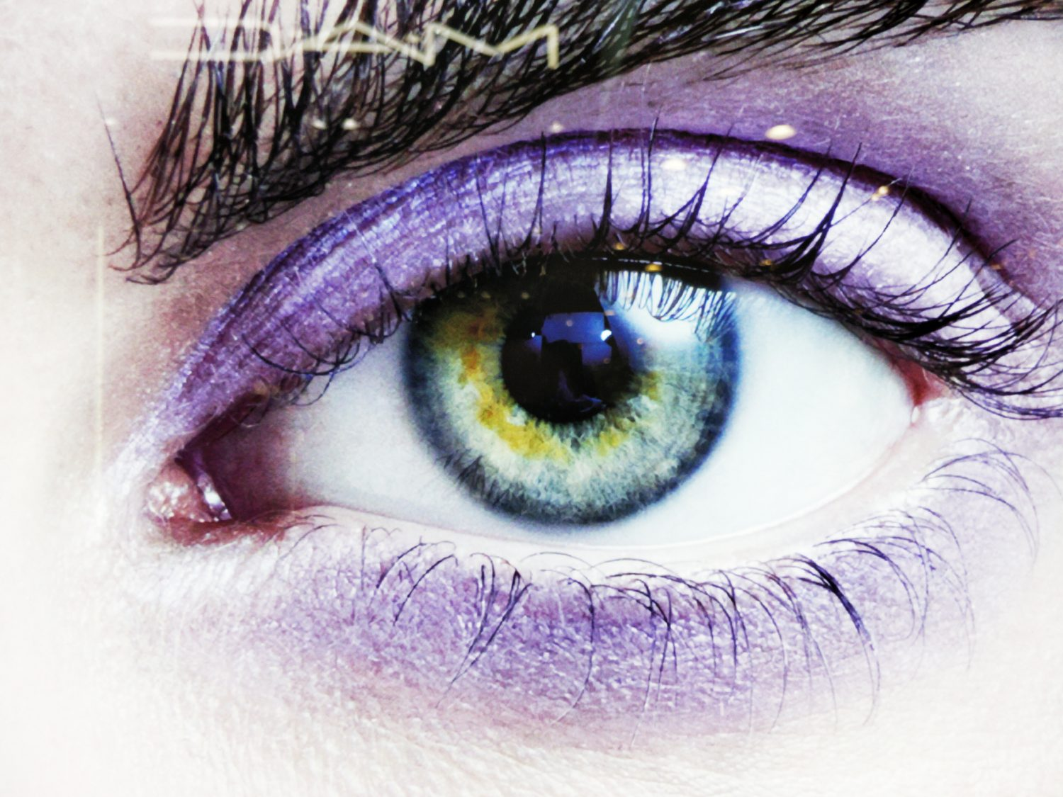 Eye purple