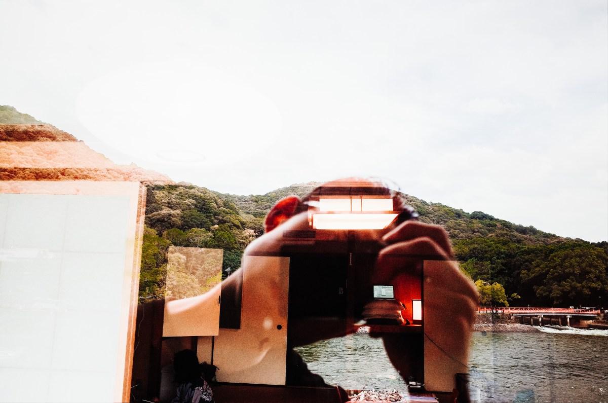 kyoto ryokan Eric kim selfie Ricoh gr ii