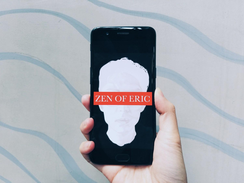 zen of Eric cover