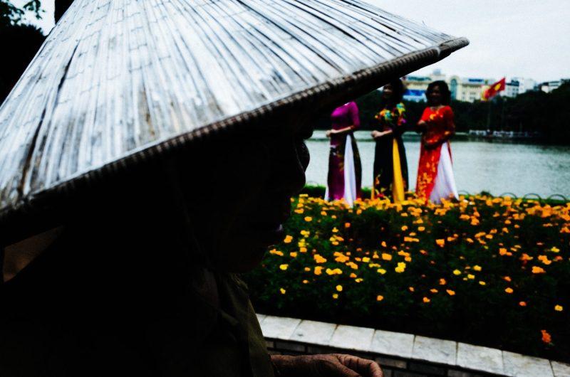 Hanoi Ricoh gr ii color hoan kiem layers