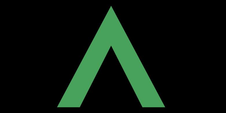 Ars black logo