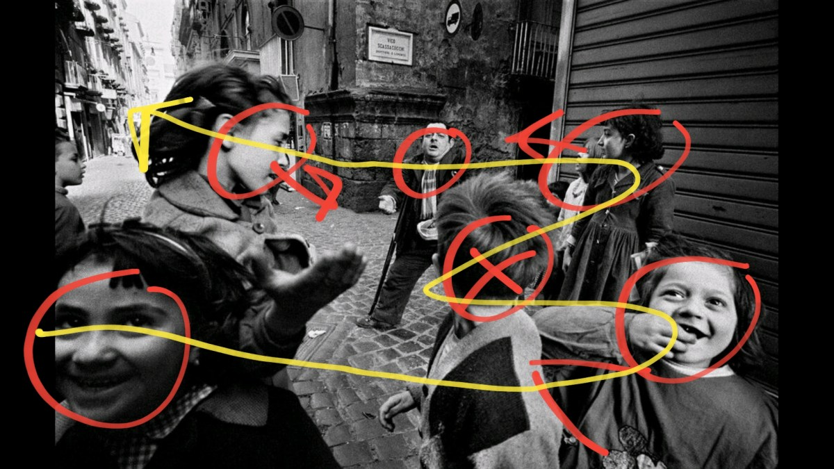 16 Bruno Barbey Street Photography Composition Lessons