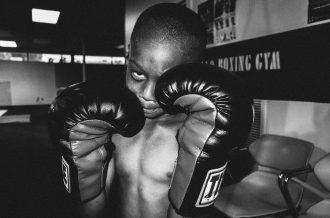 Gallo boxing