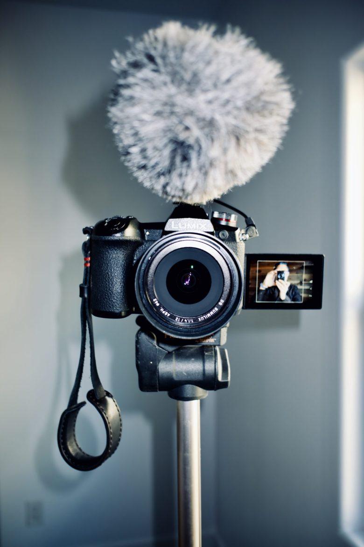 My current vlogging setup