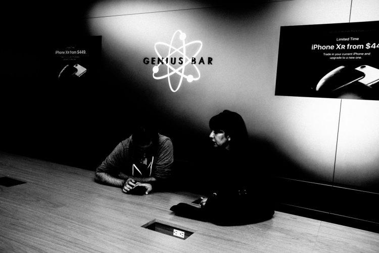 Genius Bar apple store