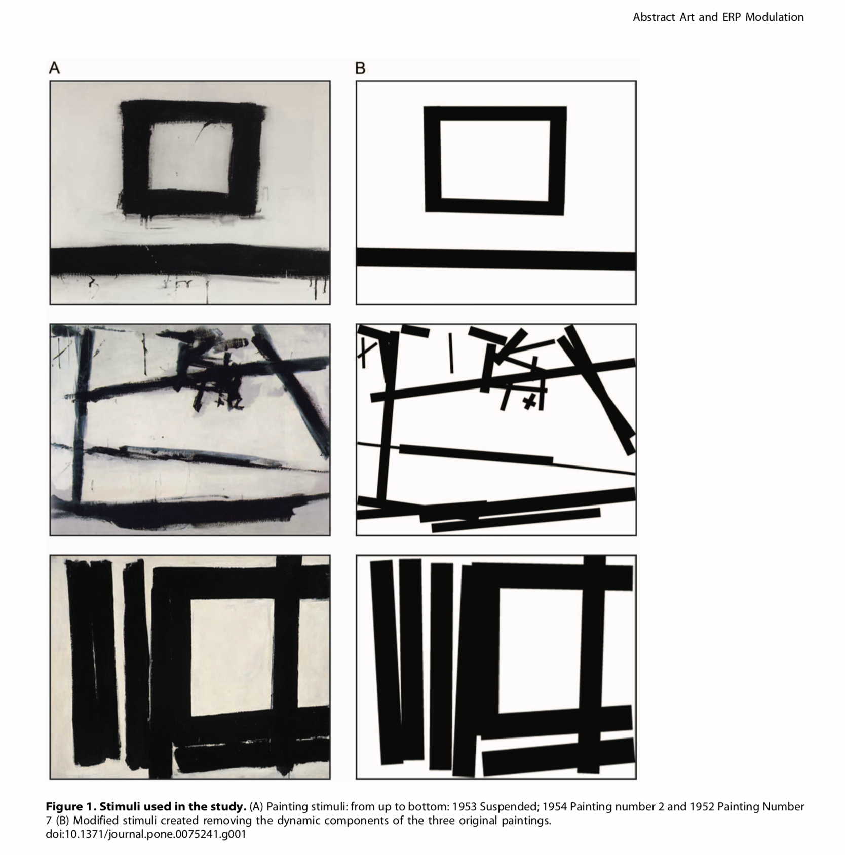 In Praise of Franz Kline and Abstract Art