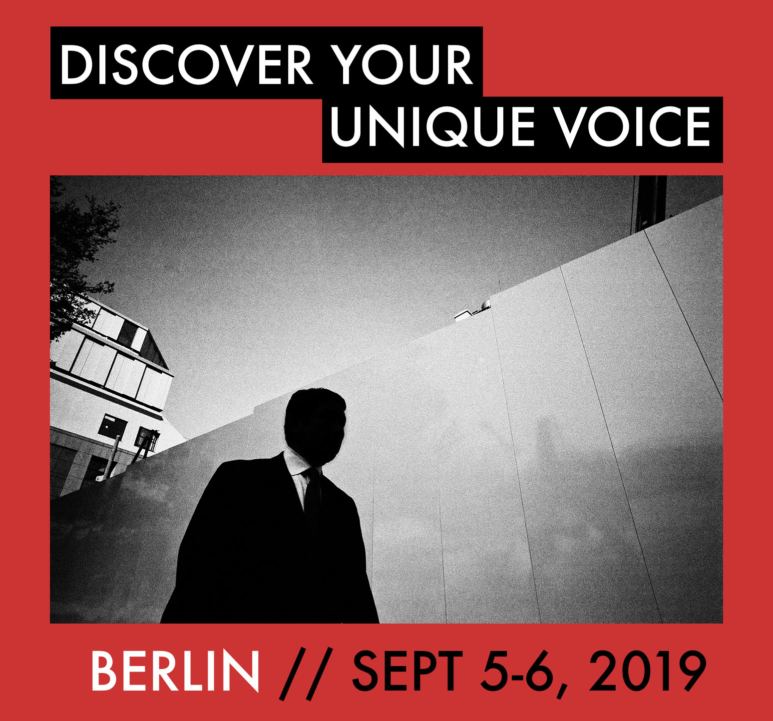 ERIC KIM BERLIN 2019 BANNER DISCOVER YOUR UNIQUE VOICE