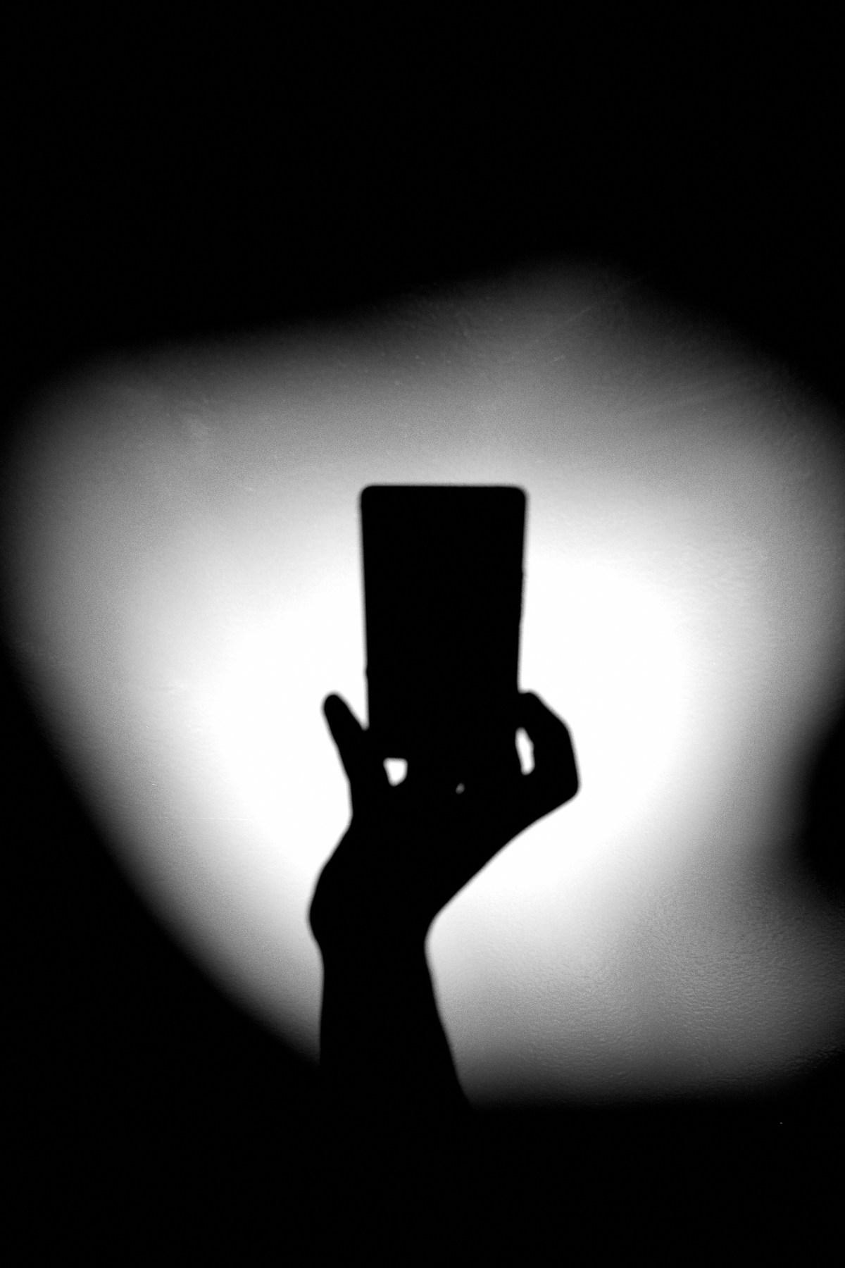 Ricoh GR III selfie.