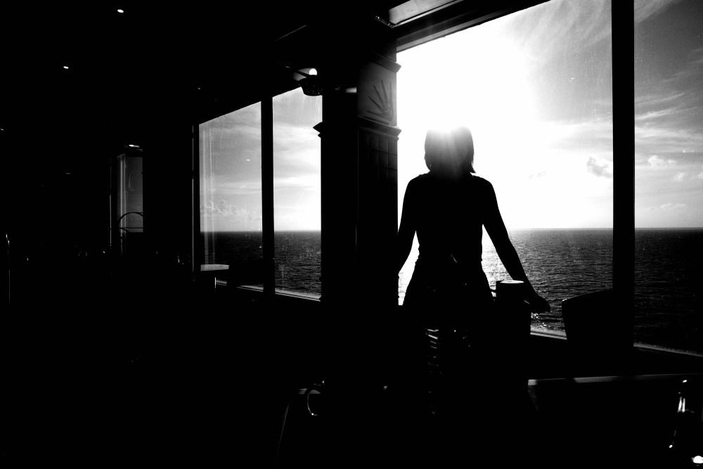 silhouette Ricoh gr iii