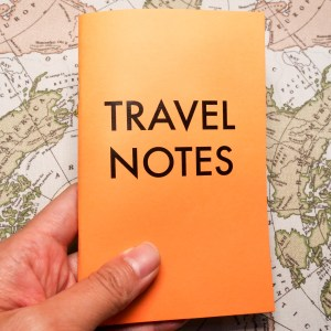 travel notes pick cover