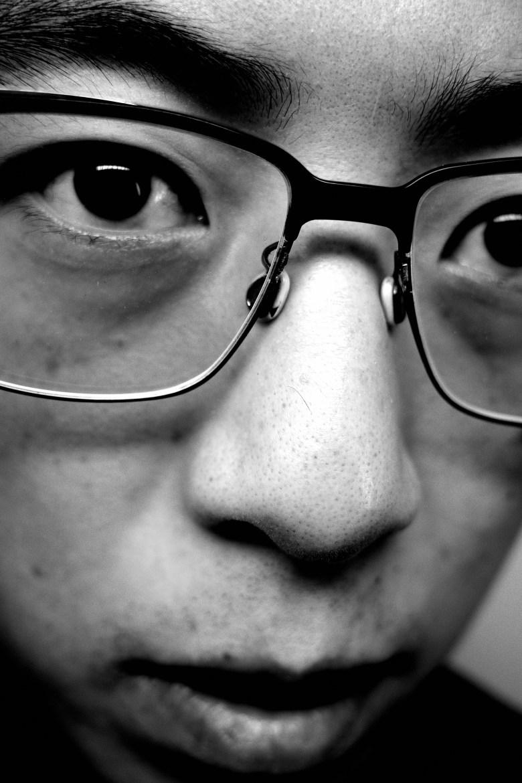 Eric Kim face