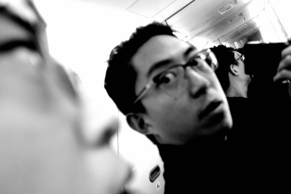 Eric Kim Ricoh gr iii selfie