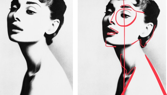 Audrey Hepburn Avedon