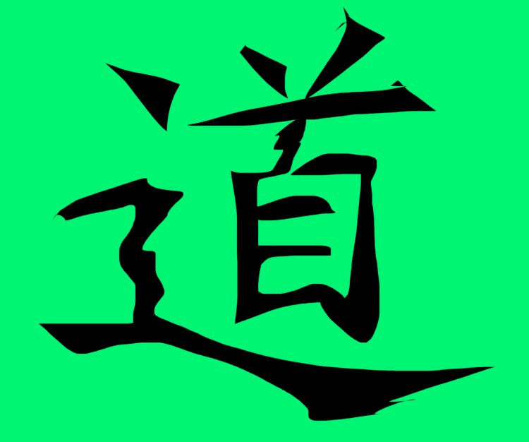 taoism green sketch