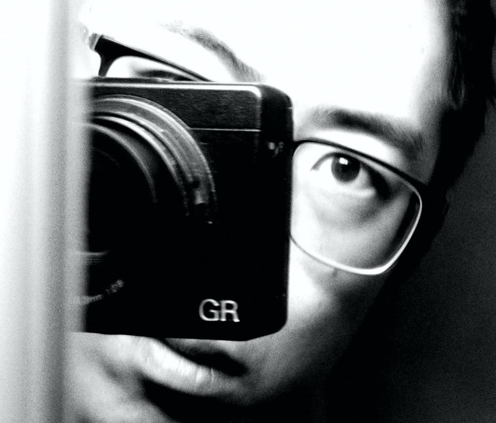 selfie Ricoh eye