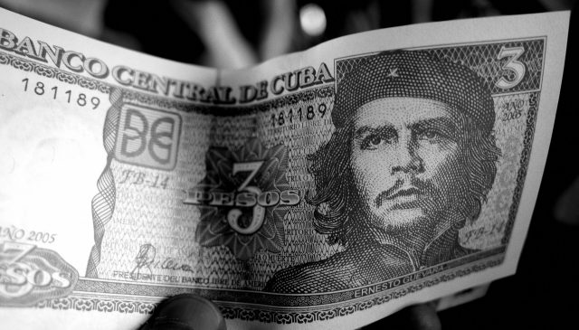 che Guevara money